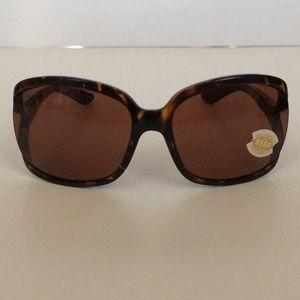 fae3f51100 Costa Del Mar Accessories - New Costa Boga Sunglasses Tortoise Copper580P  lens